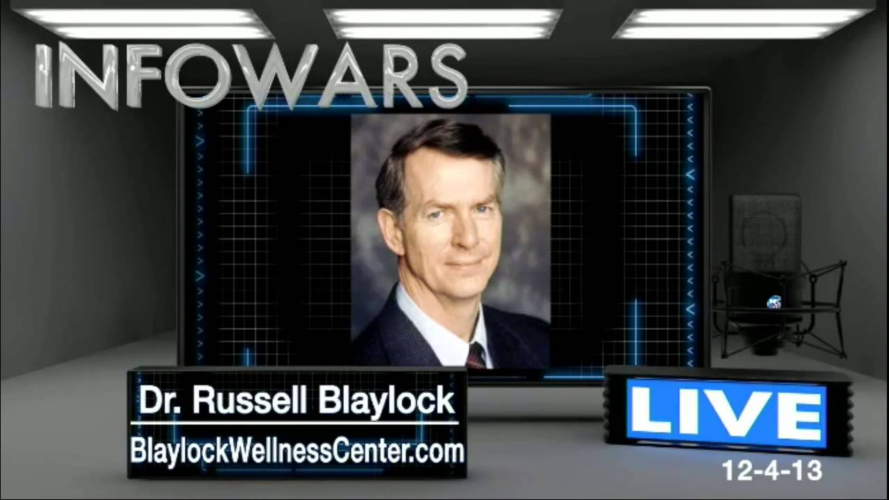 find research papers of dr. russell blaylock