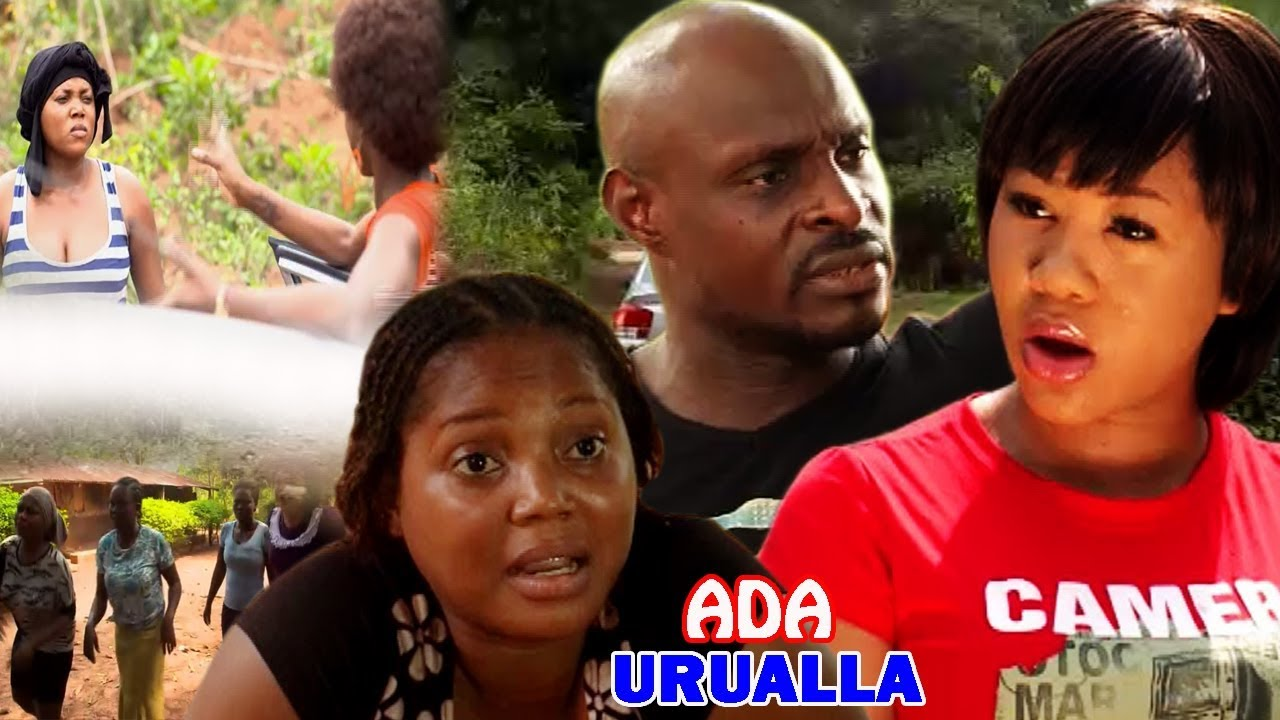 Download Ada Urualla  1  -  2018 Latest NigeriaN Nollywood Igbo Movie Full HD