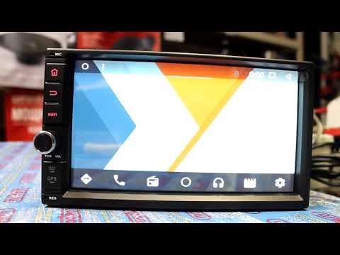 Обзор самой надежной 2 DIN на Android Wide Media VS7A706MA