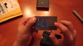 EZGO Wallet Unboxing & First Impressions