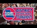 Смотреть онлайн или скачать ютуб видео District Basketball: (2)Van-Far Indians vs. (1)Canton Tigers