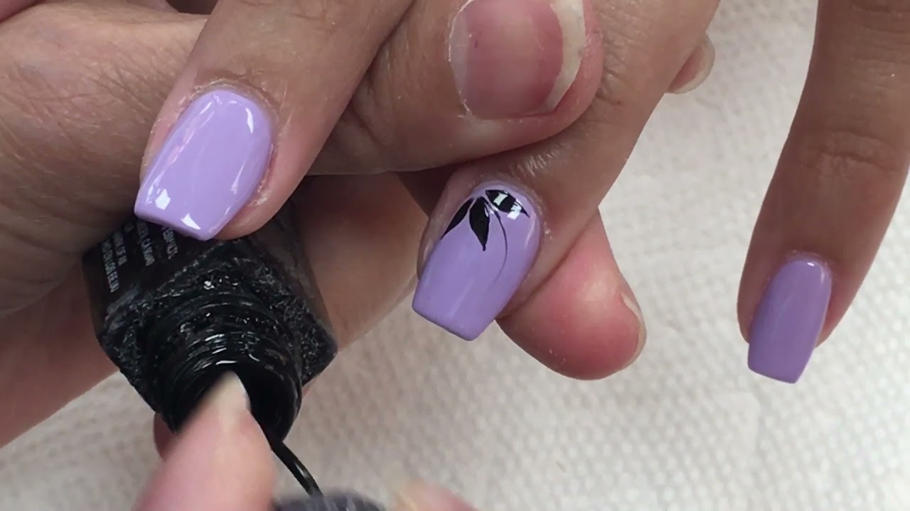 Gorgeous and sexy nail art designs to inspire you every day/YouTube Amy Huynh