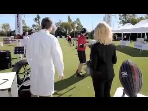 Game On Bridgestone Tv Commercial Featuring Matthew Stafford Nfl