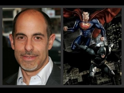 Batman v Superman: Dawn of Justice & David Goyer - #CUPodcast