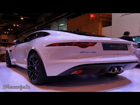 Jaguar F type S Coupe royalty free stock images luxury cars by Blazzjah
