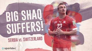Serbia v Switzerland - FIFA World Cup Highlights - FIFA 18