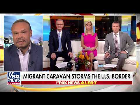 'That's a Lie!': Bongino Slams Dem Who Claimed Trump 'Gut-Punched' Immigration Reform Efforts