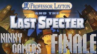 Professor Layton 4 | Finale : The Last Mysteries | NINNY GAMERS
