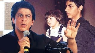 Shahrukh Khan REACTS To Aryan's FAKE MMS With Romanian Girl