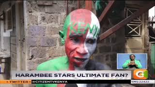 Isaac Juma's colorful loyalty to Kenya