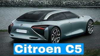 [HOT NEWS] All New CITROEN C5 Coming In 2020