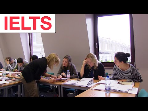 IELTS Success – Studying Academic English at a School