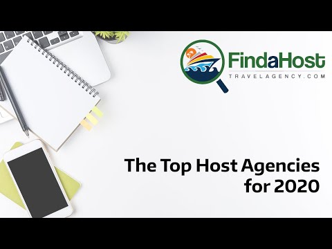 The Top Host Agencies For Travel Professionals In 2020