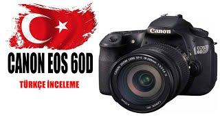 CANON EOS 60D 2020'DE ALIN…