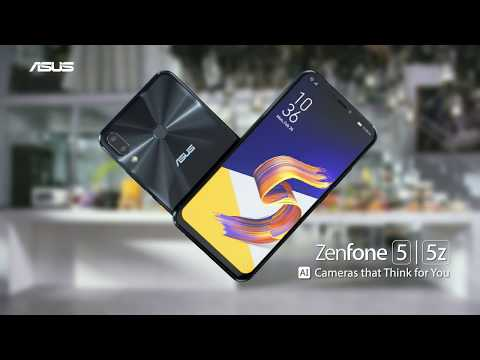AI Cameras that Think for You - ZenFone 5 | 5Z - ASUS