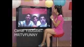 Repeat youtube video MARLENE CONTRERAS PIERNOTOTOTAS MINIVESTIDO ROSA.