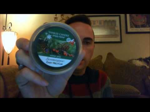 Yankee Candle Scenterpiece Review