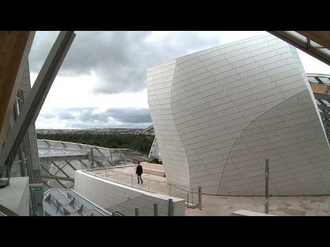 Stiftung Louis Vuitton: Spektakuläres Museum in Paris