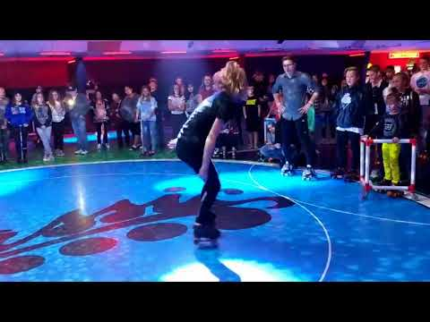 Classic Sk8 Crew New Years Celebration 2017 Team Battles