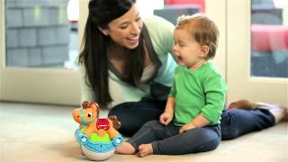 Leapfrog Roll And Go Rocking Horse - Teach Your Child Language Development And Motor Skills