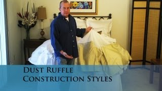Different Styles Of Dust Ruffles (www.verolinens.com)