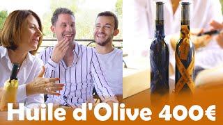 Huile d'Olive à 2€ VS 400€