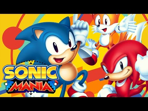 Sonic Mania Youtube Video