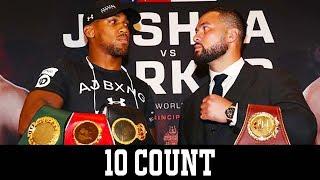 Joshua vs Parker Heavyweight Unification - 10 Count