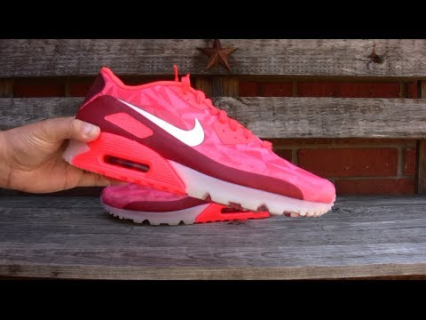lowest price 887d9 676e1 Pick-Up Video   Air Max 90 ICE