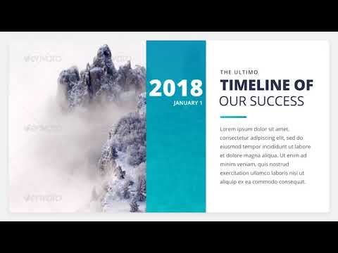 after effects template: the ultimo - corporate presentation pack, Presentation Pack Template, Presentation templates