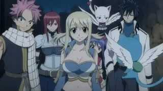 Fairy Tail Movie Houou no Miko Official Trailer