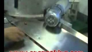 China【manufactory 】offer【Chocolate bar wrapping machine 】Chocolate stick packaging machine
