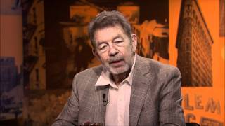 "City Talk: Pete Hamill, author, ""Tabloid City"" Part 1"
