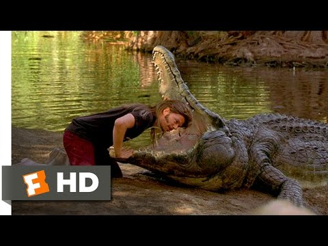 The Gator Show - Joe Dirt (8/8) Movie CLIP (2001) HD