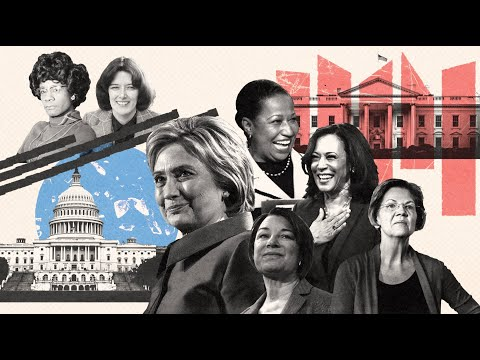 Female politicians say a woman VP is overdue