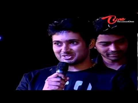 Uday Kiran Speech@Eka Veera Movie Audio Launch