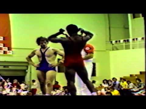 1978 Commonwealth Games: 68 kg Fitzlloyd Walker (JAM) vs. Joseph Gilligan (ENG)
