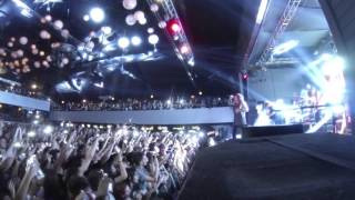 Bring Me the Horizon - Blessed With a Curse (GOPRO live) - Carioca Club - São Paulo - Brazil
