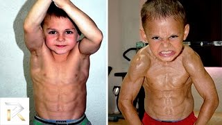 The Strongest Kids In The World: Stroe Brothers (Documentary)