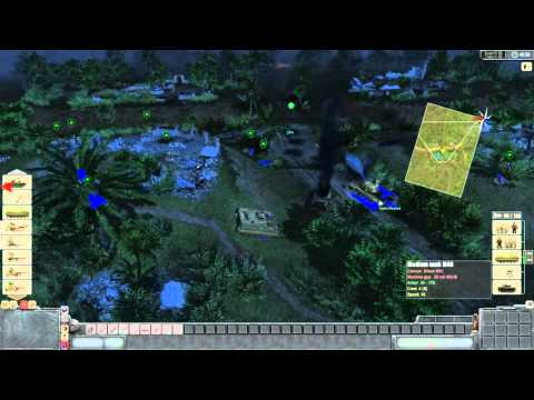 Men of War: Vietnam - Online Battle #1 by DiplexHeated |