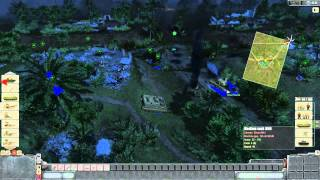 Men of War: Vietnam - Online Battle #1 by DiplexHeated