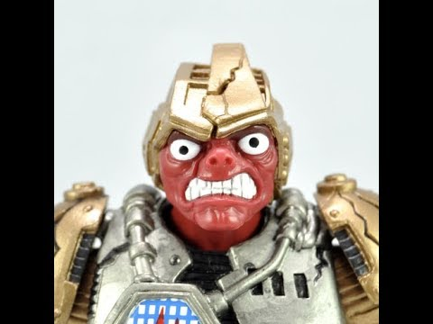 Masters of the Universe Classics Quakke Review (Collector's Choice)