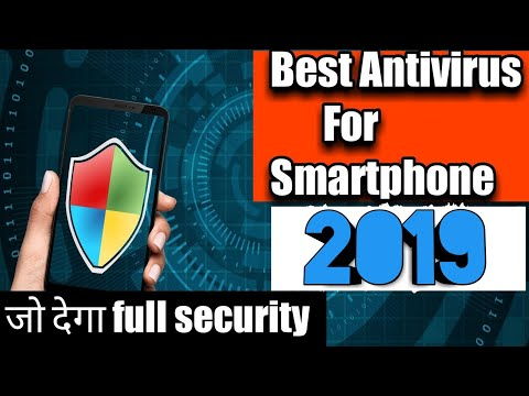 Best Antivirus For Android Smartphone 2019 | Top Free Best Antivirus App