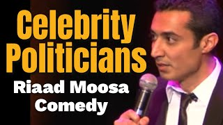 Bollywood cruise and Celebrity Politicians - Riaad Moosa Comedy