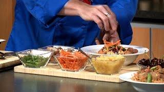 Oriental Hawaiian Pork Recipe - The Balancing Act