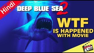 Deep Blue Sea 2 Trailer Is Out [Explained In Hindi]