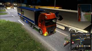Funny voice chat moments - Euro Truck Simulator 2 Multiplayer part 5