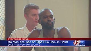 Massachusetts Rape Suspect Due Back in Court