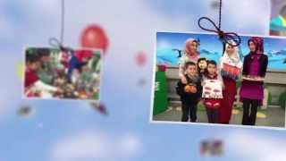Neşeli Kitaplar 1.Bölüm Arife Aydın - TRT DİYANET 2017 Video