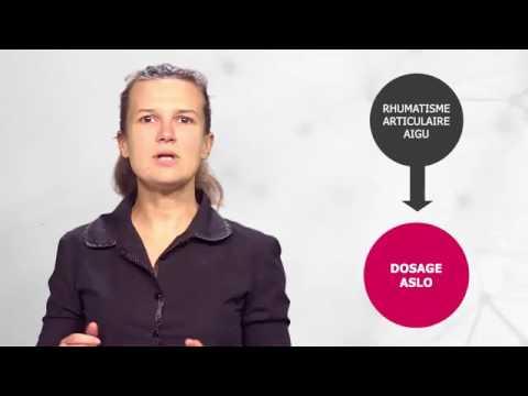 ASLO   Antistreptolysines O   Analyse de sang